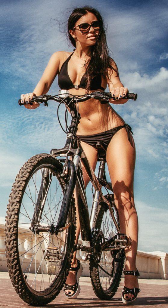 Hot athletic body
